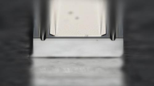 optical inspection laser bar